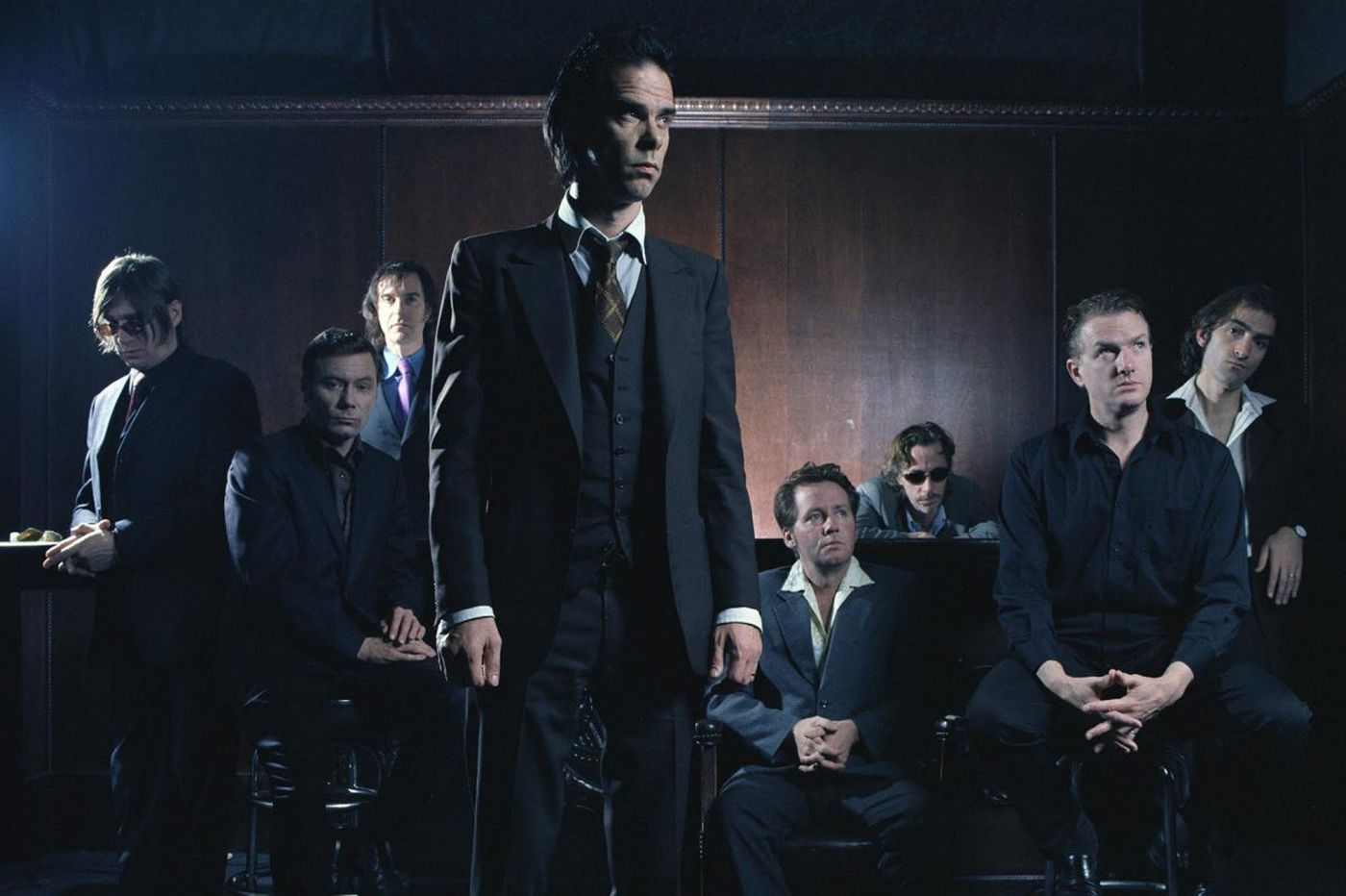 Nick Cave, living with loss at the Electric Factory