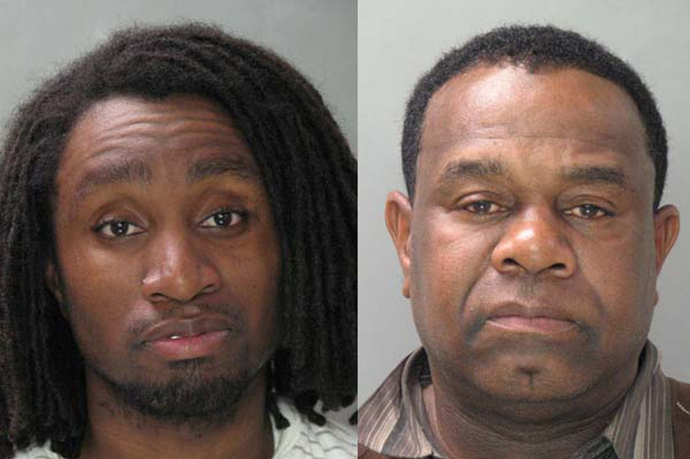 Delco men charged with selling fake goods