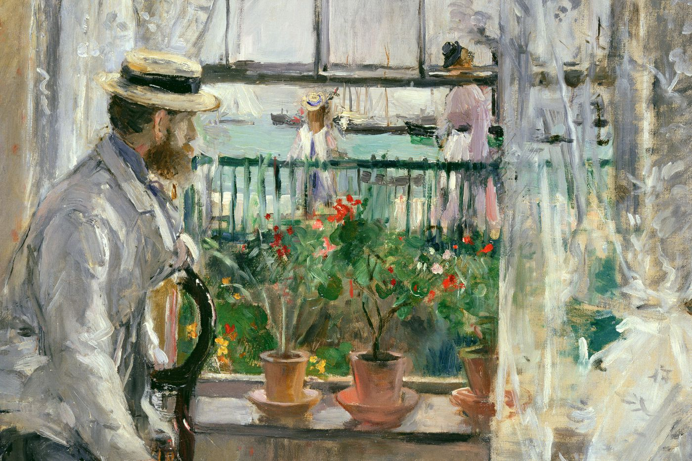 Calling Berthe Morisot a 'woman impressionist' in a show opening at the Barnes grates on the ears of artists and museum goers