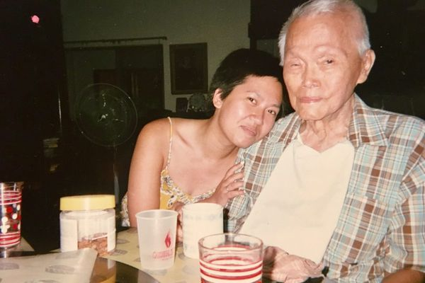 A love letter to Lolo, my 95-year-old grandfather with the most voracious appetite