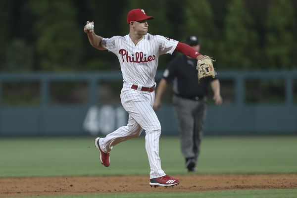 Scott Kingery gives Phillies multiple roster-building options. But what's his best position?   Scott Lauber