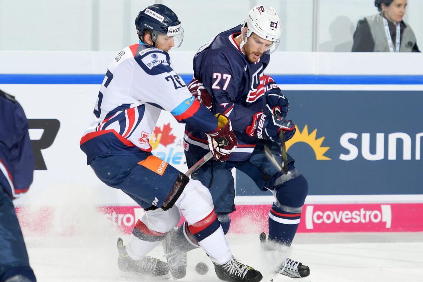 New Jersey ice hockey star Bobby Sanguinetti wants to bloom at the 2018 Olympics