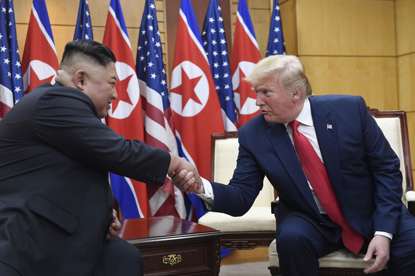 As nuclear talks resume, some fear Trump has already given North Korea what it wanted