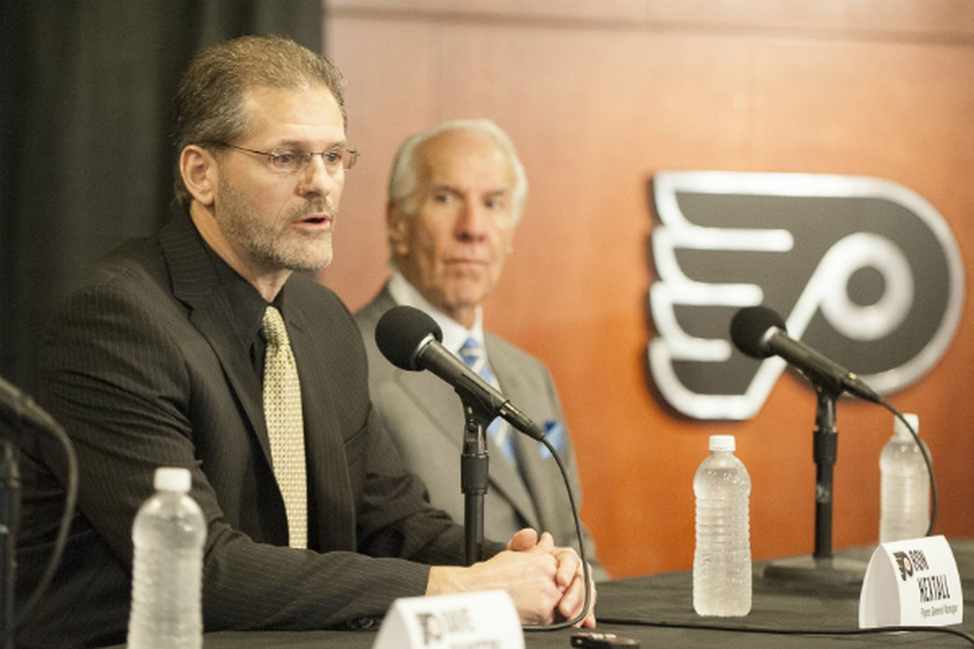 Snider expects Flyers to be in playoff hunt