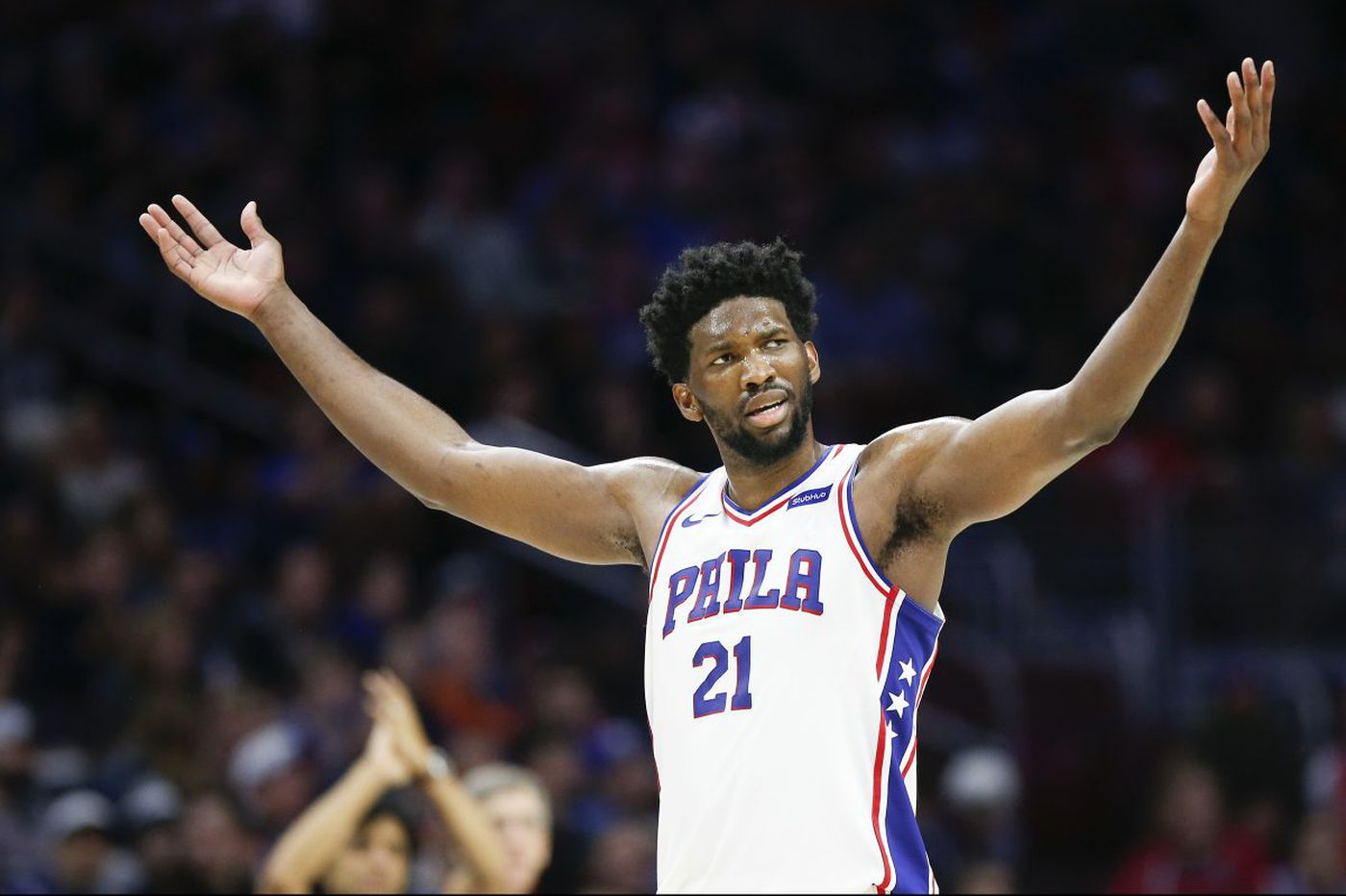 Sixers look to win 10th straight at Wells Fargo Center