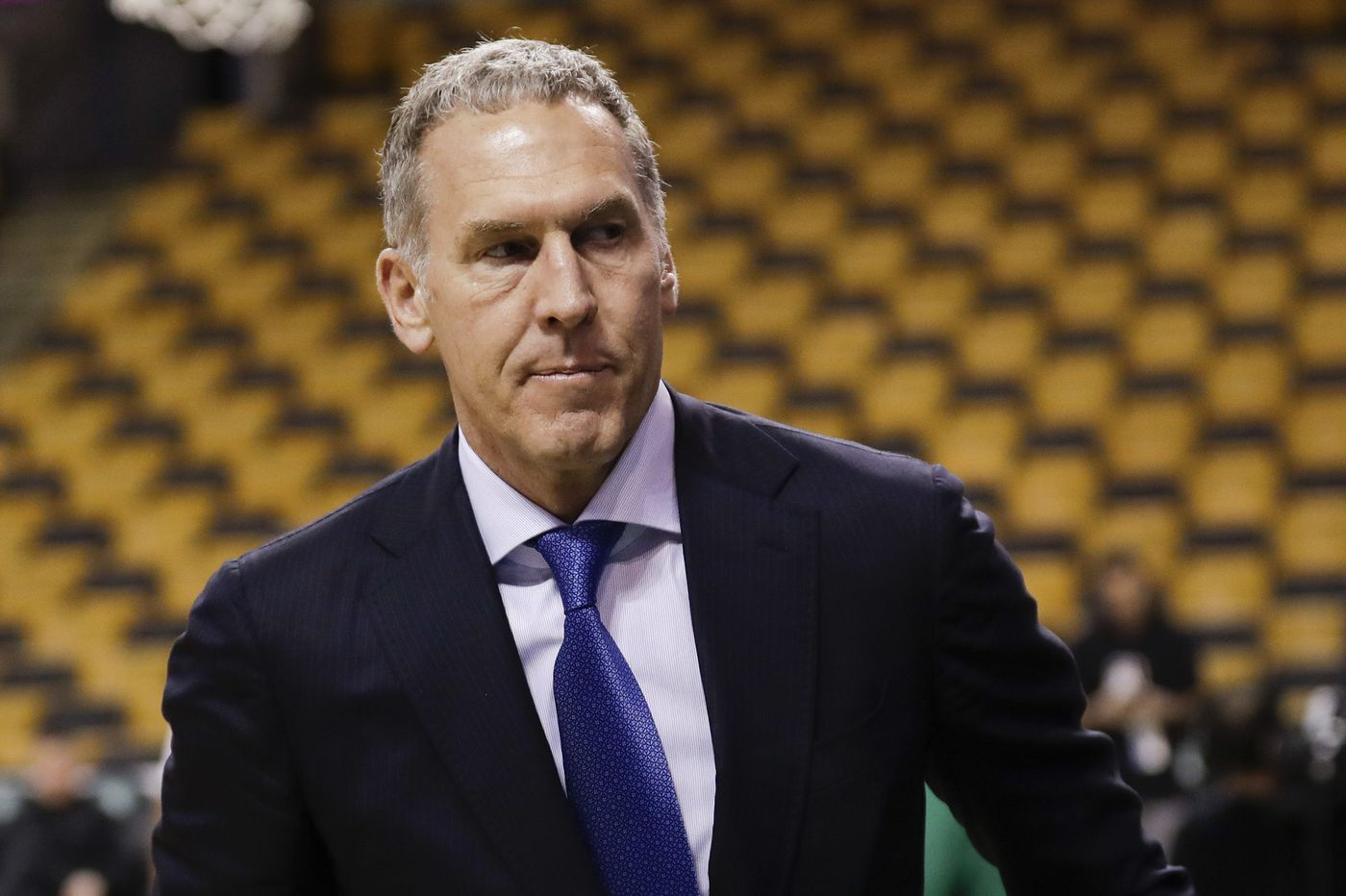 Sixers' Twitter scandal: How Bryan Colangelo's wife Barbara Bottini is involved