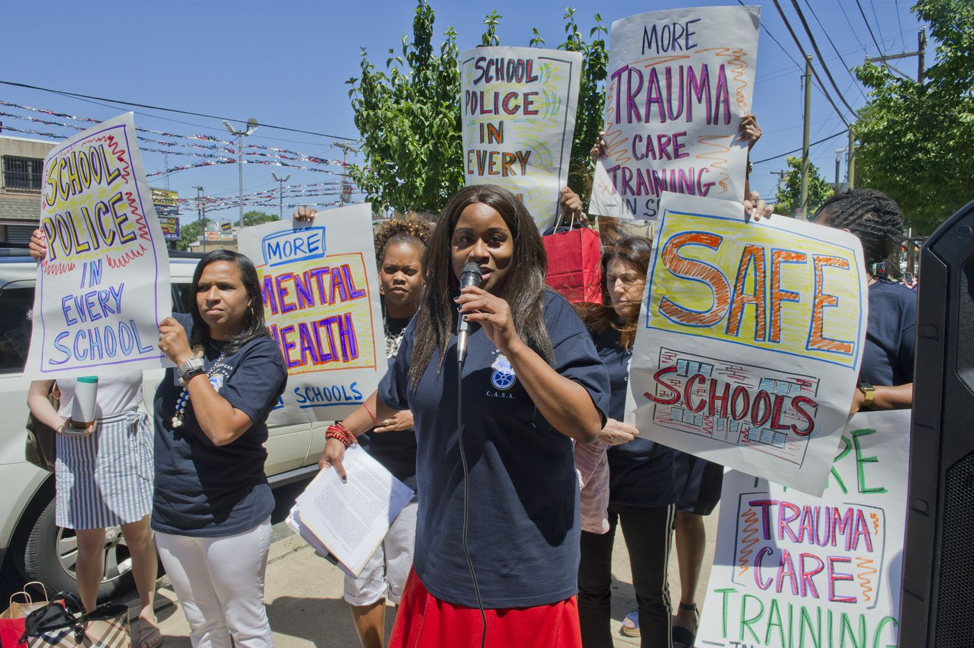 'Enough is enough': Philly school unions boiling over assaults on staff