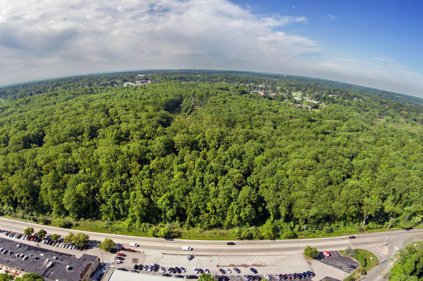 New plan for archdiocesan land in Delaware County includes coveted open space