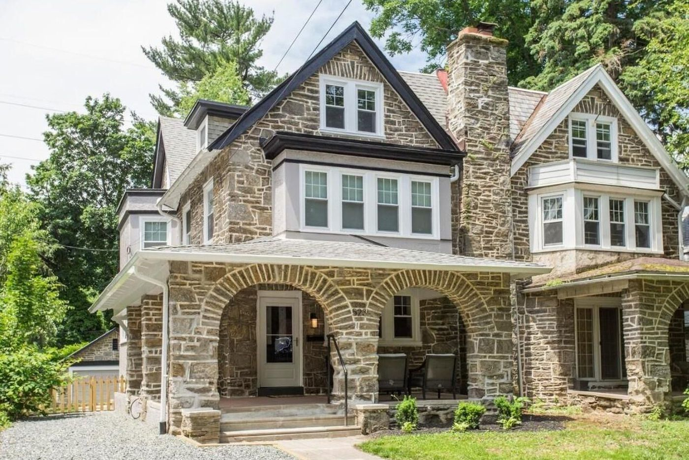 On the Market: An updated Mt. Airy twin for $499,900