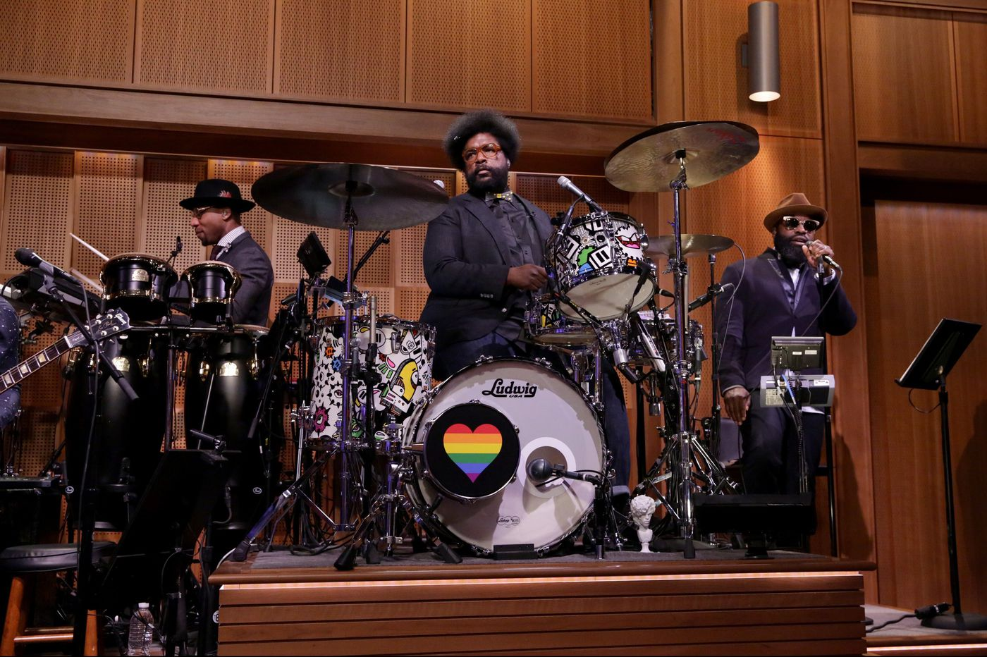 The Roots, Jimmy Fallon turn Donald Trump's tweets into a rap