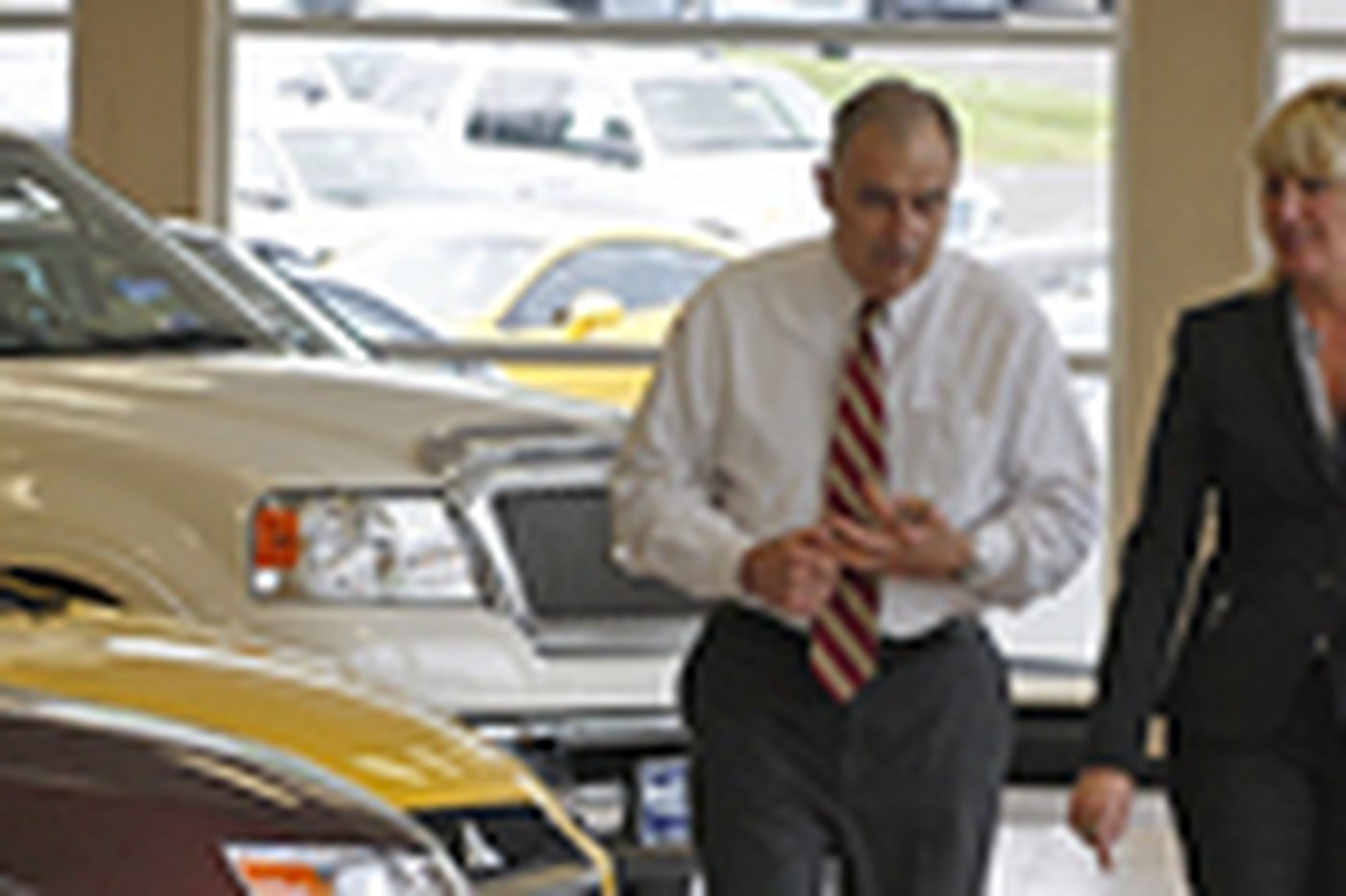 Dealership fighting back against closures