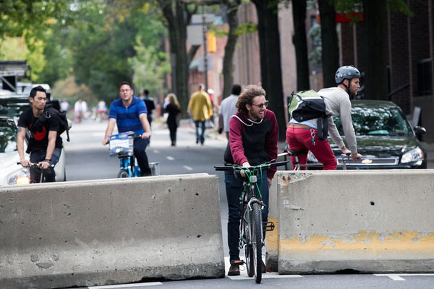 Group petitioning Kenney to enjoy car-free streets again next summer