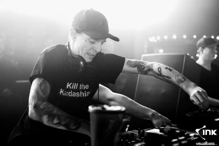 Joel Thomas Zimmerman , deadmau5, in Toronto. In Philadelphia, the DJ brought his big sound to the initimate Rumor.