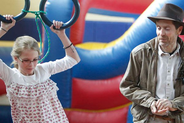 Well Being: Delco teacher brings a little Indiana Jones to gym class