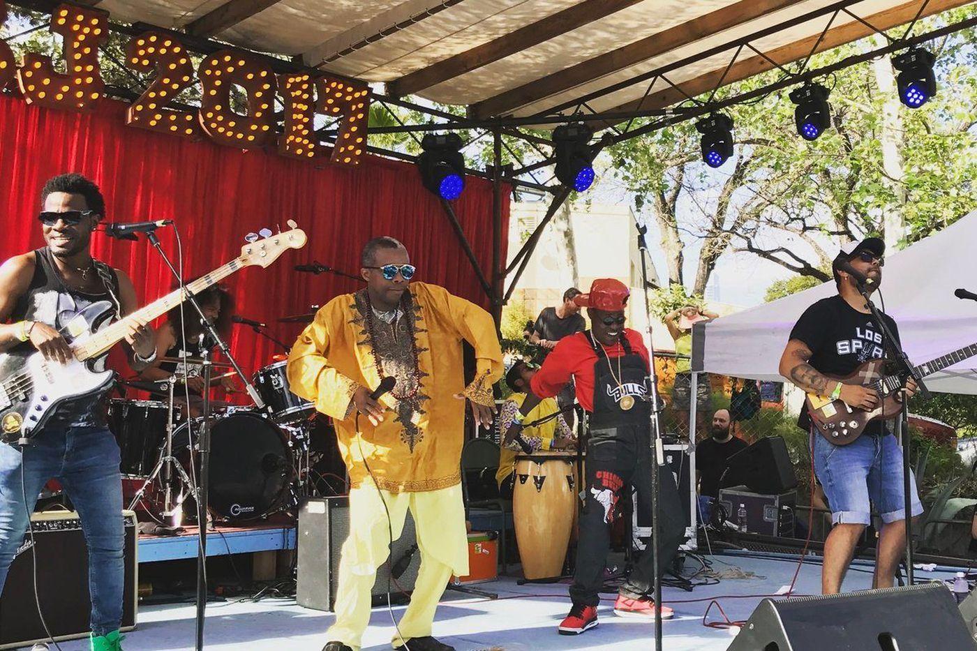 Dan DeLuca's Mix Picks: Tribu Baharu at Nuevofest, Ghost and Dawn Richard