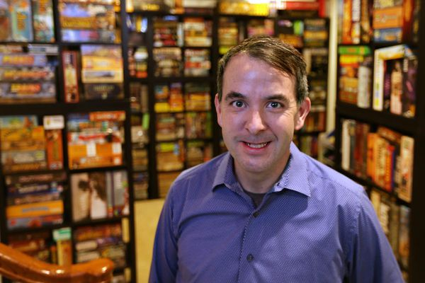 He's playing to win with Thirsty Dice, Philly's first board-game cafe