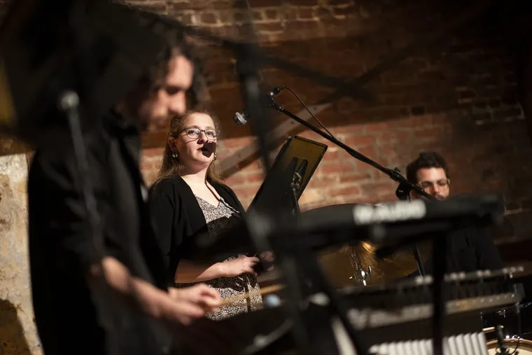 The Philadelphia-based Variant 6 vocal group is part of Bowerbird's new Liminal States series of late-night concerts.