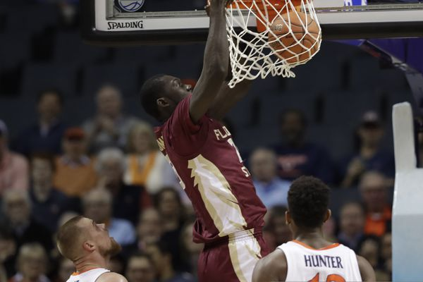 Sixers sign prospect Christ Koumadje to Exhibit 10 contract, giving him an invitation to training camp