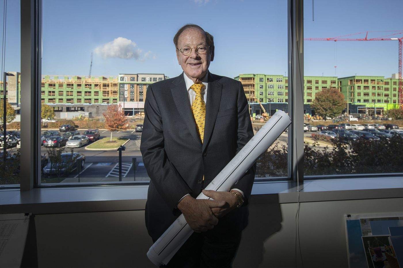 Bruce Toll gets offers every day to invest. He sees promise in cutting-edge biotech | Industry Icons