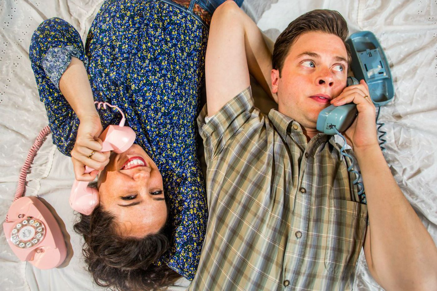 'TouchTones' at the Arden: Early communication-age intimacy (or is it?)