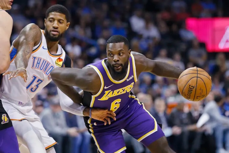 The Sixers reportedly are among the teams that will attend a private workout for former Los Angeles Lakers guard Lance Stephenson.