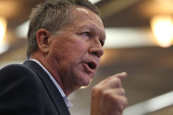 Kasich draws a closer look from GOP money in Pa.