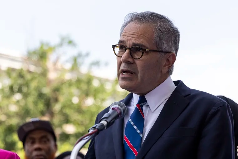 District Attorney Larry Krasner says his office needs information about alleged misconduct by certain police officers to prevent wrongful convictions and to ensure that solid cases don't fall apart.