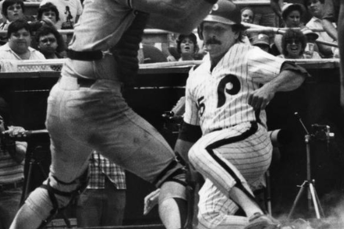 1980 Phillies unsung heroes: Del Unser went from the racquetball court to the World Series
