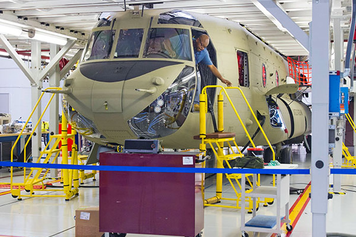 Delco plant cited in report saying Boeing overbilled