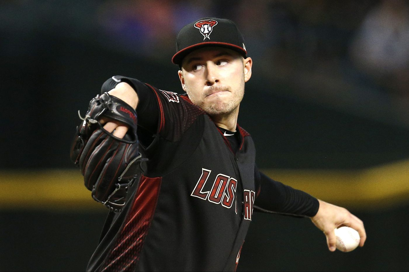 Top free-agent pitcher Patrick Corbin visits the Phillies