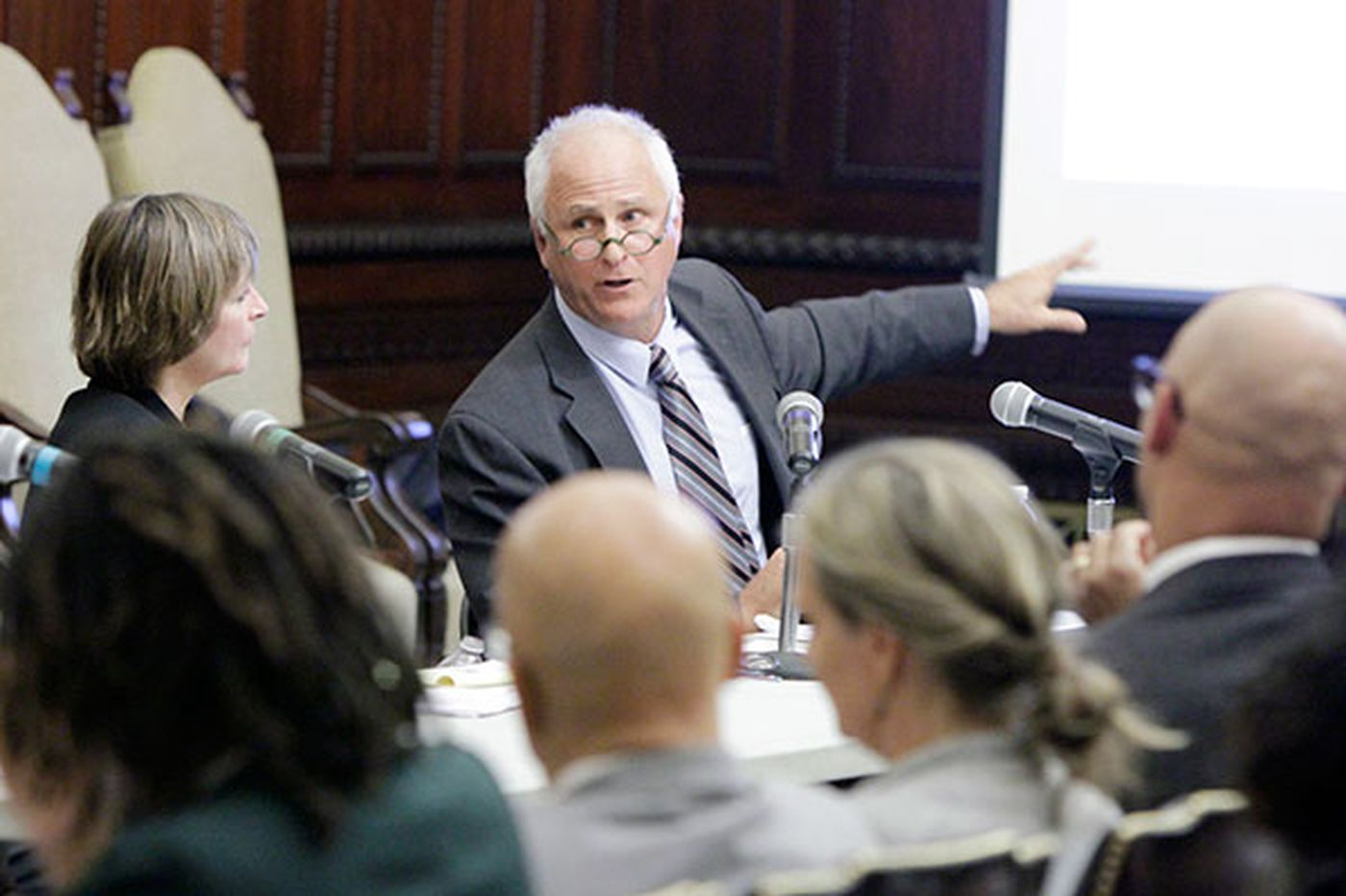 At symposium, a call for state education funding formula