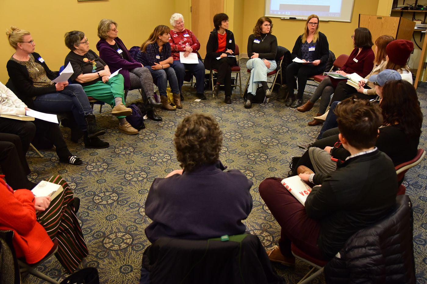 This South Jersey book club tackles 'Everyday Sexism,' 'Difficult Women'
