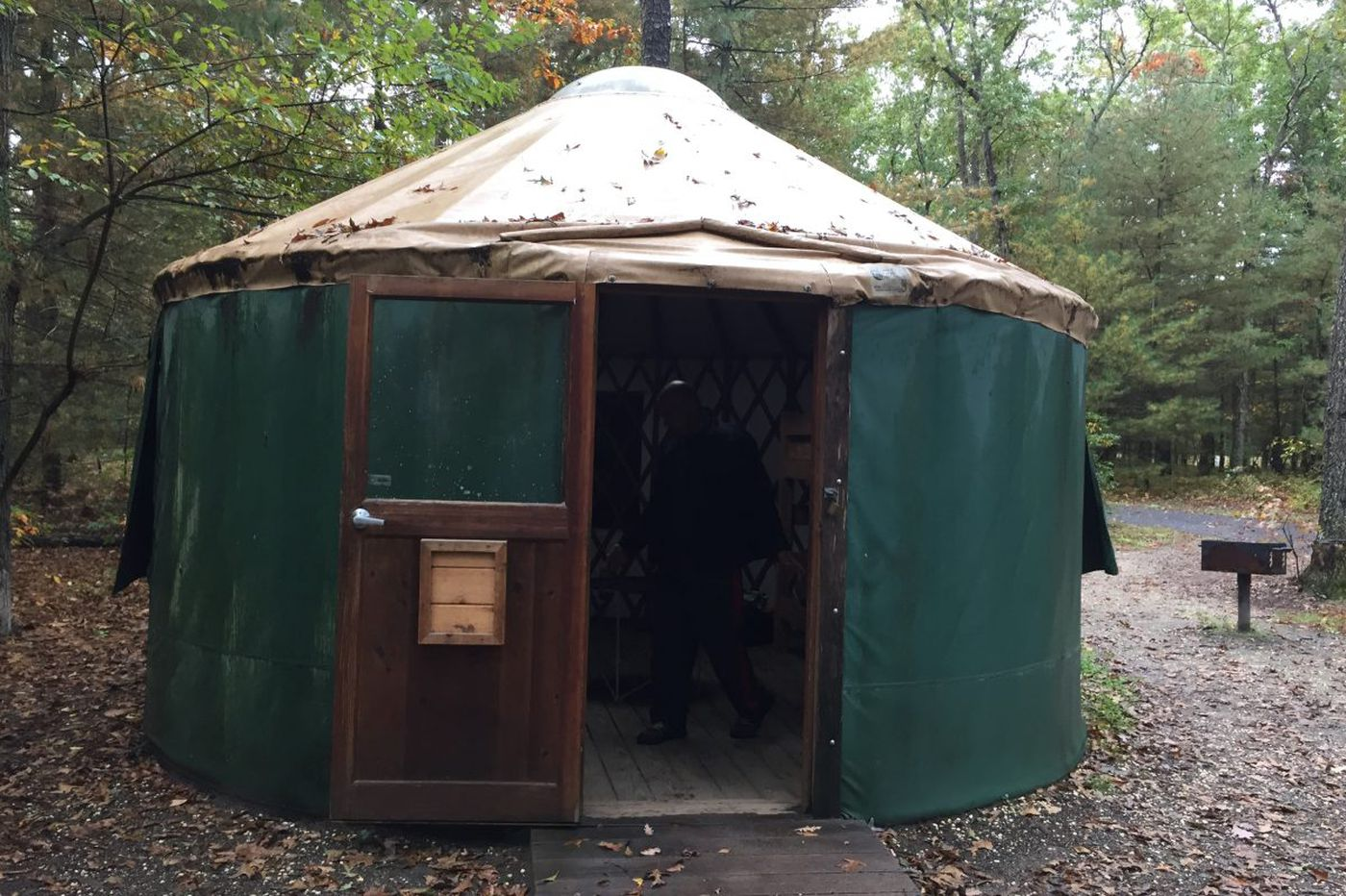 New Jersey state parks' quirky yurts are going away