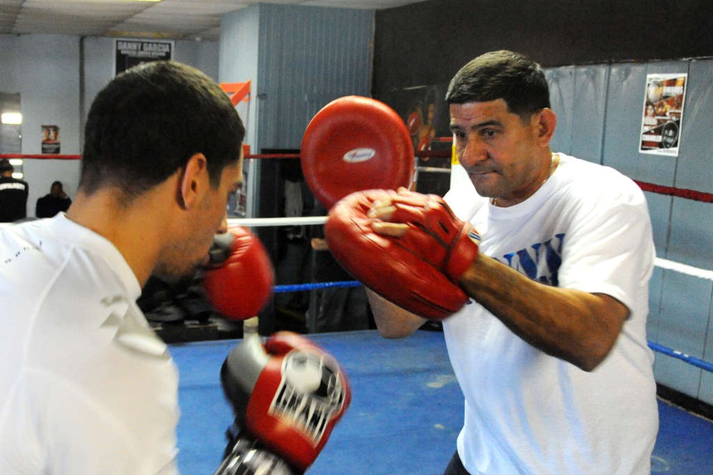 Danny Garcia will return to the ring for the first time in nine months Saturday at the Barclays Center