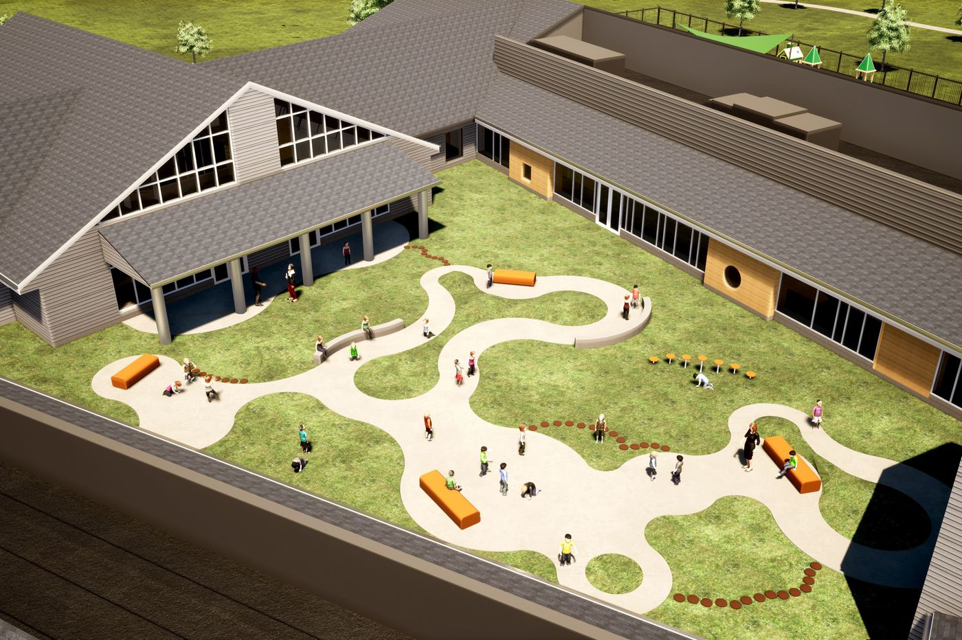 Court green-lights Hershey's $350 million plan for six free childhood centers around Pennsylvania
