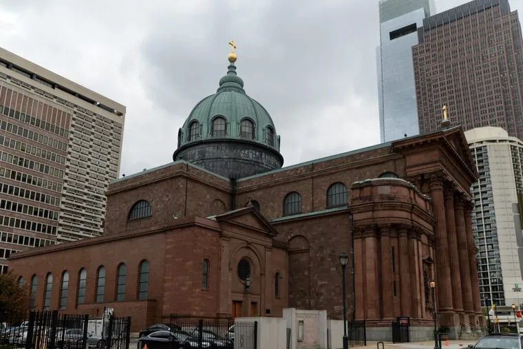The Archdiocese of Philadelphia's central financial office, which is based in the office building to the left of Cathedral Basilica of Saints Peter & Paul. had a bigger core operating loss in the year ended June 30 than in the previous two years, but said it had taken steps to ensure that it breaks even in the current fiscal year.