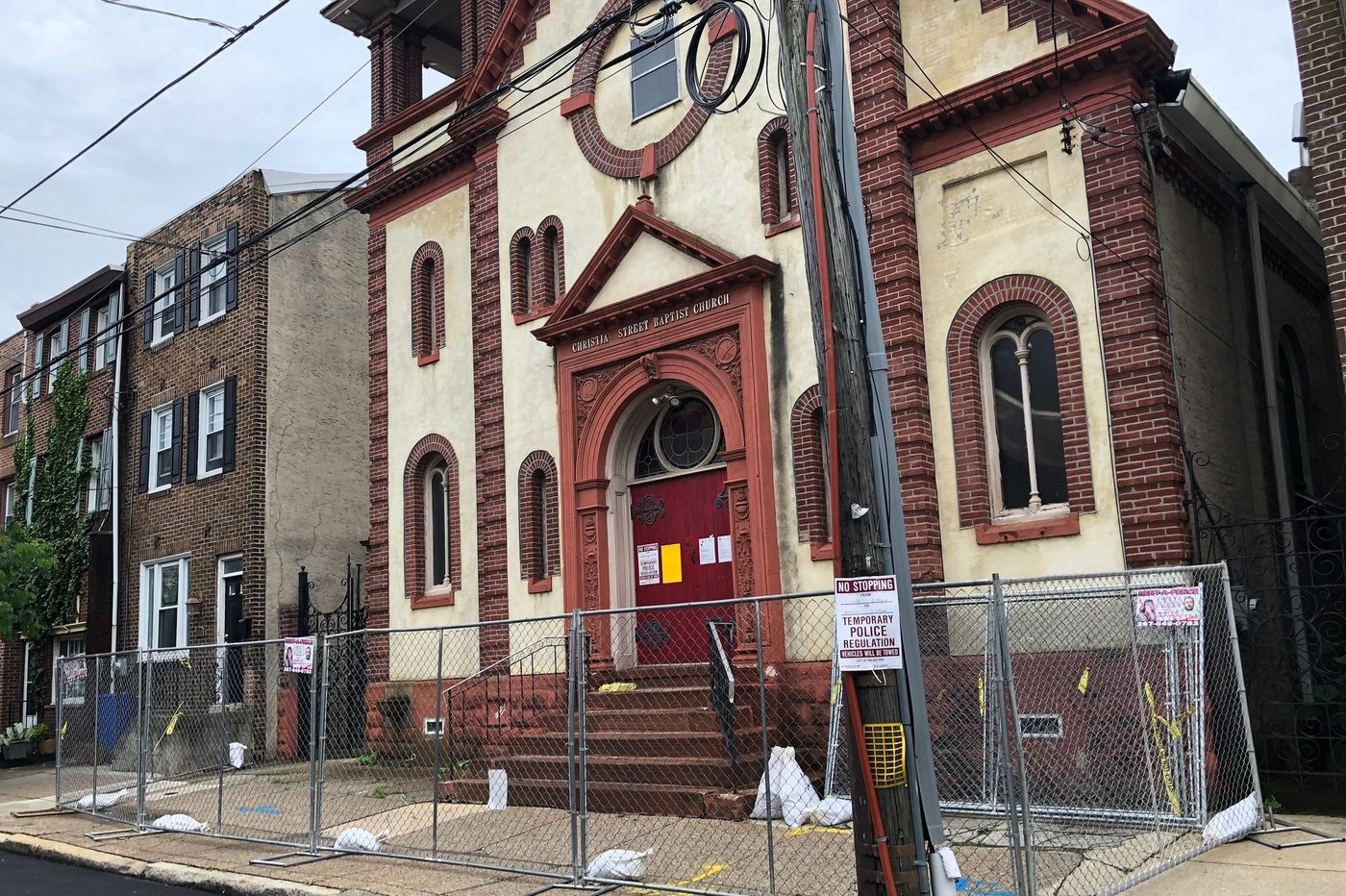 South Philly developer Ori Feibush changes course, plans to demolish 19th-century church