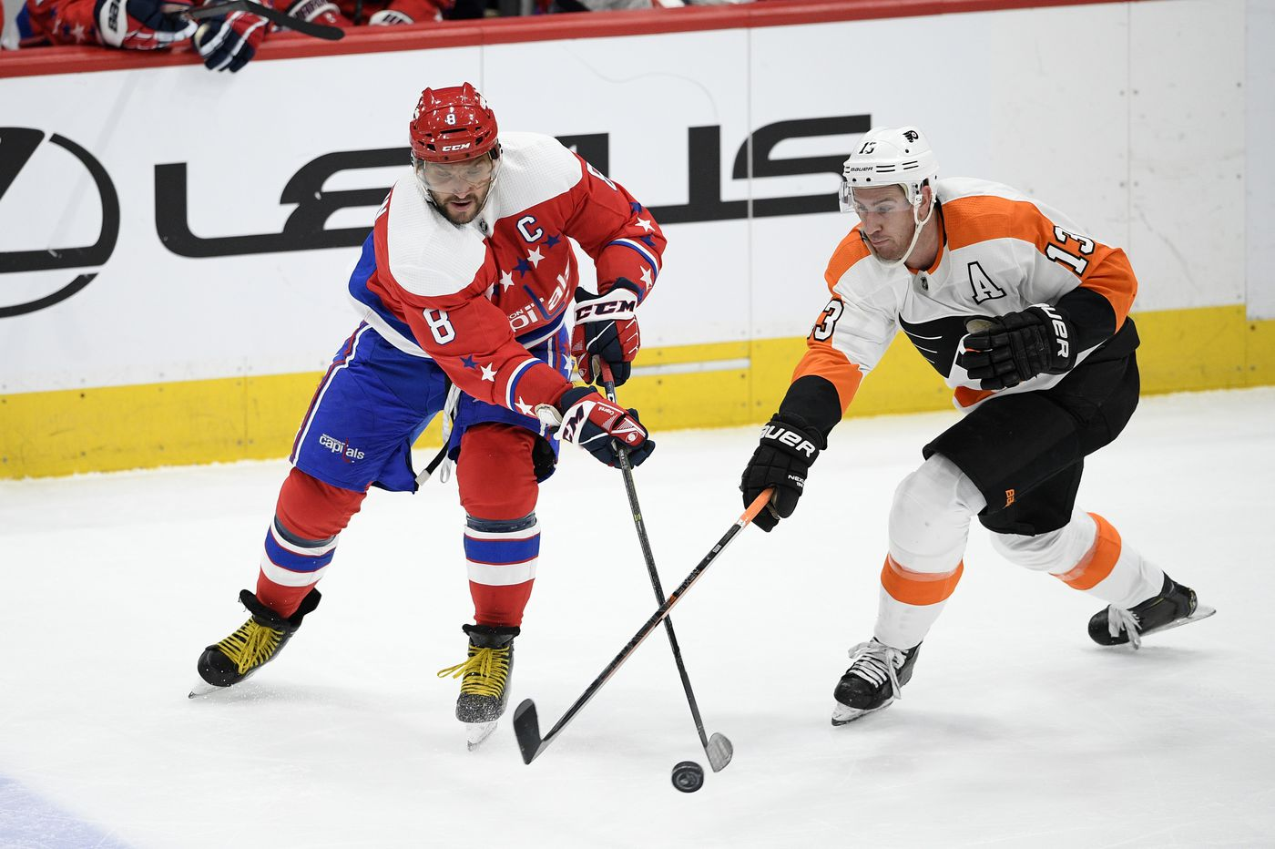 Flyers rebound, pound Capitals, Claude Giroux finally scores, and other quick observations   Marcus Hayes