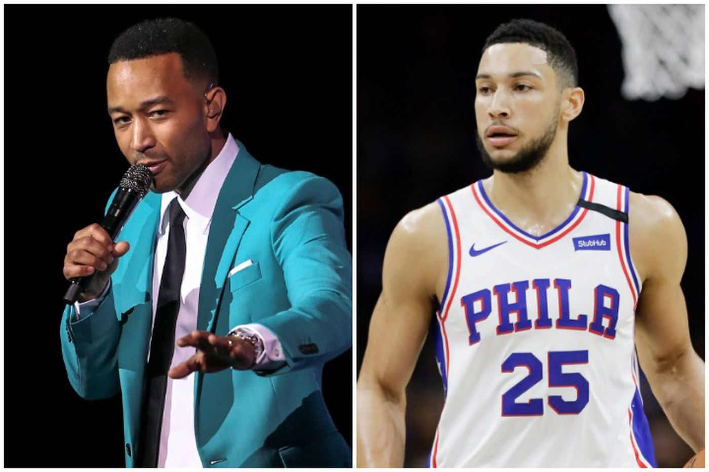 Sixers' Ben Simmons and singer John Legend are part of a group backing Philly credit card startup with $18M
