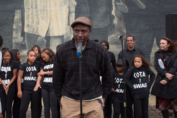 Art exhibit-auction to honor late Philly muralist Willis 'Nomo' Humphrey
