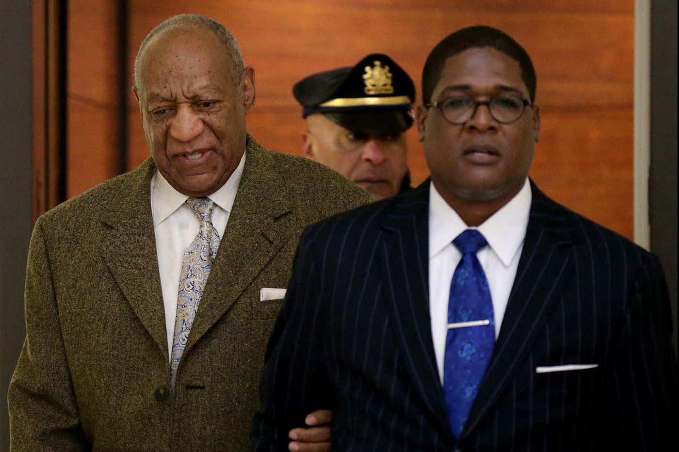 Amid #MeToo era, Bill Cosby returns to Norristown for pivotal hearing