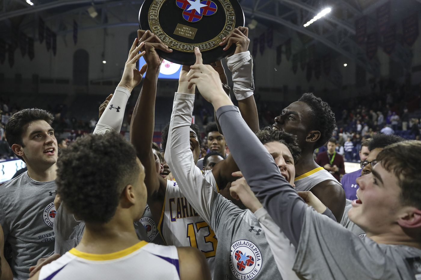 Roman Catholic, newest Catholic League champ, has special bonds with previous generations