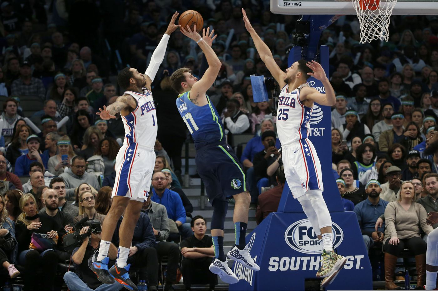Poor second half against Dallas dooms Sixers to fifth straight road loss