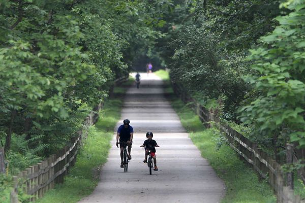 How $18M for trails in Montgomery County will connect Exton to Philly