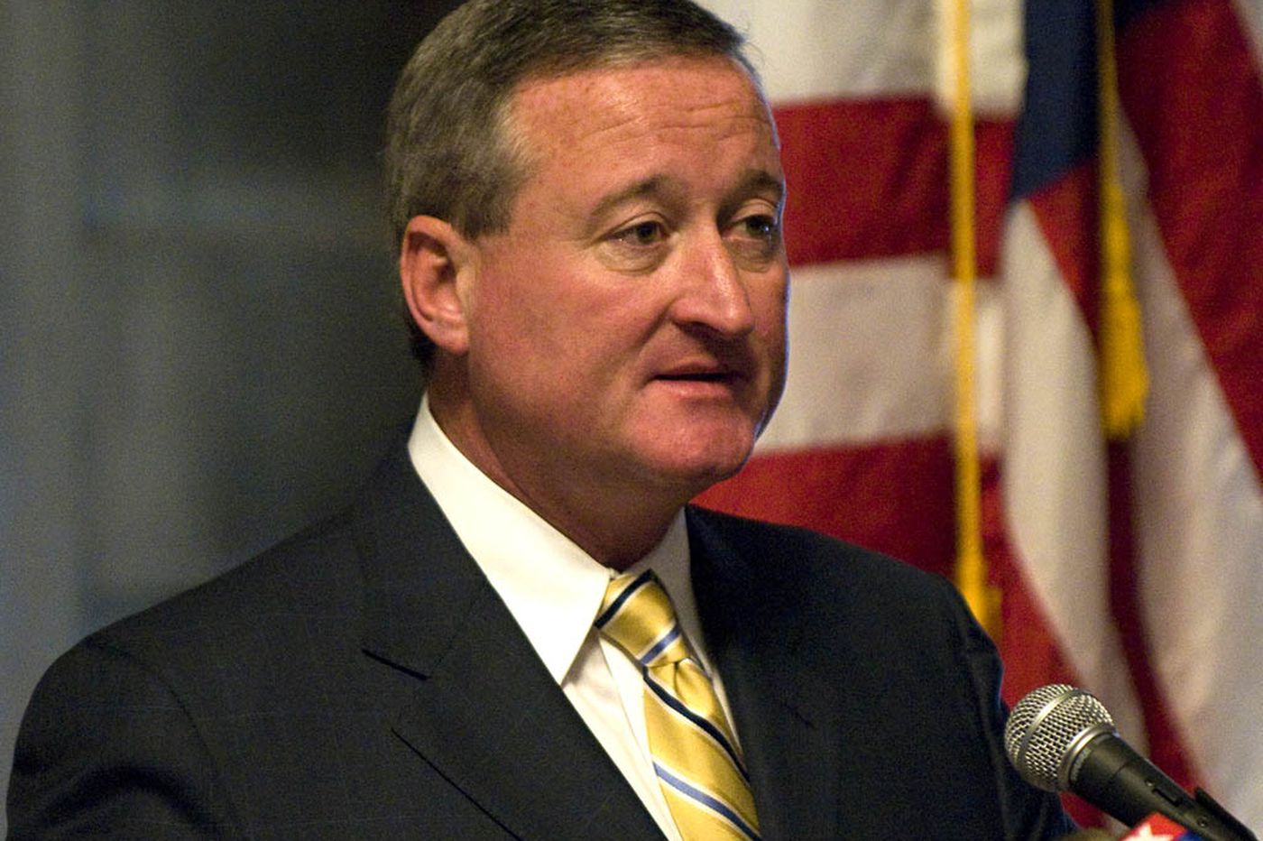 Plot thickens as field thins: Kenney to join Philly mayor's race?