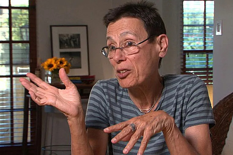 Choreographer Yvonne Rainer will be celebrated at a mini-festival Oct. 15-19 presented by Philadelphia Dance Projects.