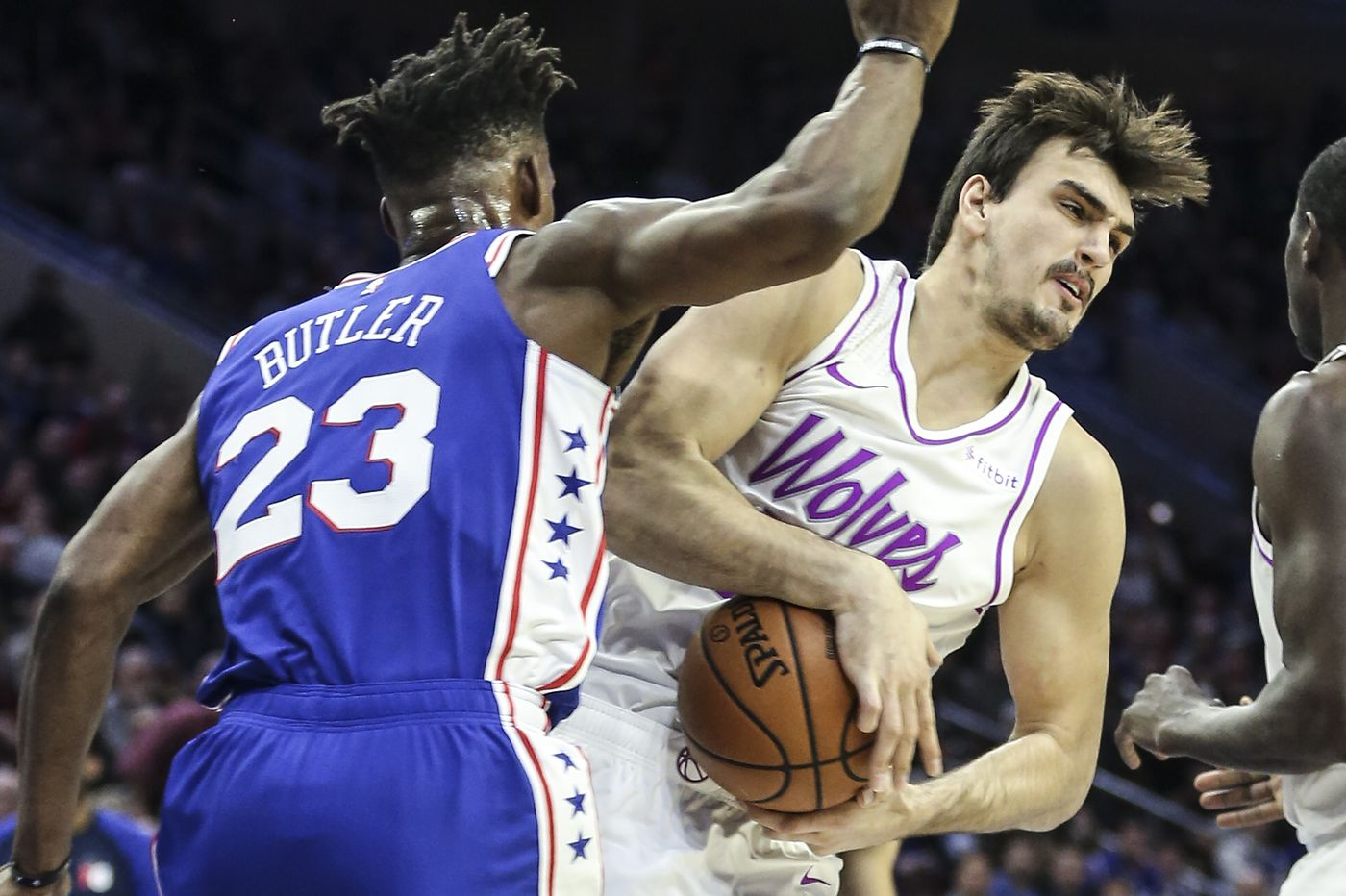 Jimmy Butler, Brett Brown hopes Sixers' rout of Timberwolves will help bring consistency