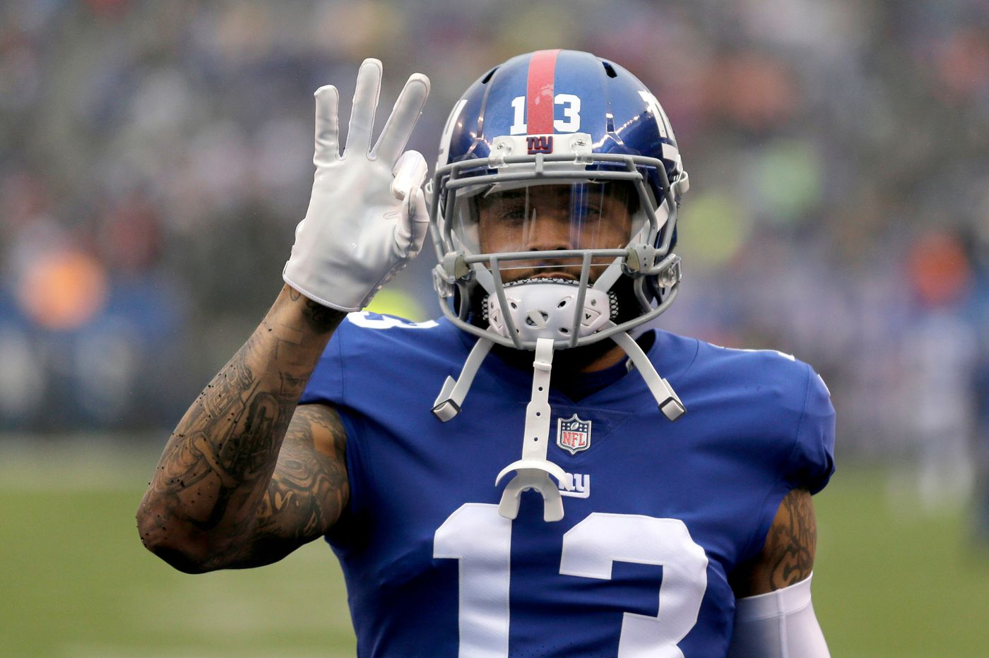 Football world reacts to blockbuster Odell Beckham Jr.-Jabrill Peppers trade