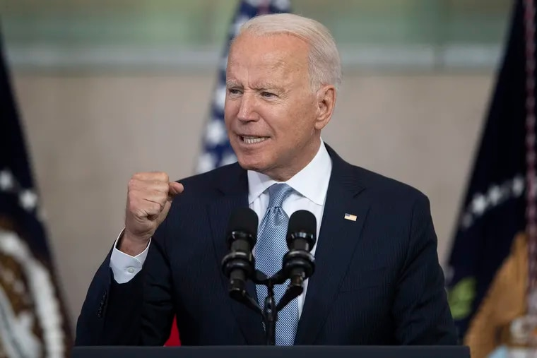 President Joe Biden is preparing to hit the road to rally support for his big infrastructure ideas.