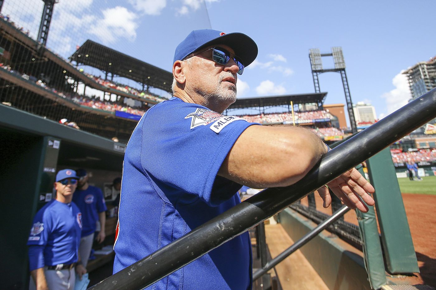 Buck Showalter, Joe Girardi are early favorites for Phillies manager job as Joe Maddon signs with Angels